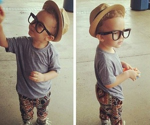 adorable, cute kid, and fashion image