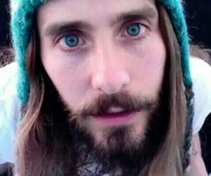 30 seconds to mars, eyes, and jared leto image