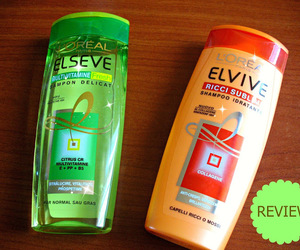 haircare, review, and l'oreal image