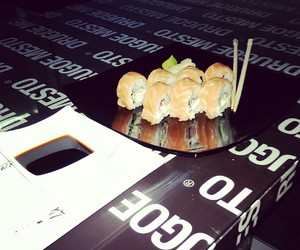 baby, my, and sushi image