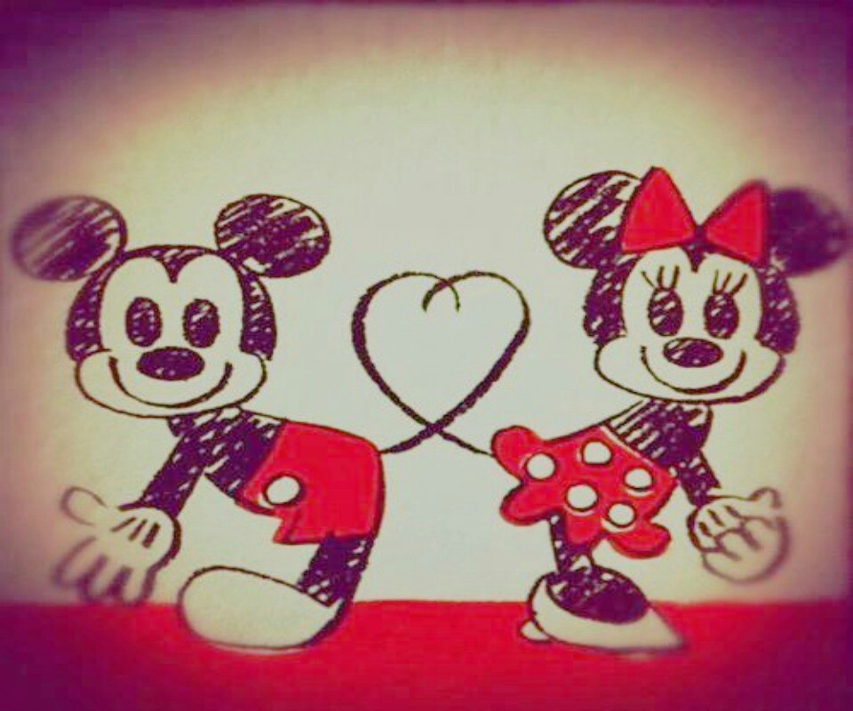44 Images About Mickey Minnie On We Heart It See More