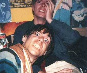 iggy pop and david bowie image