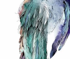 bird, blue, and nice image
