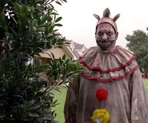 twisty, american horror story, and clown image