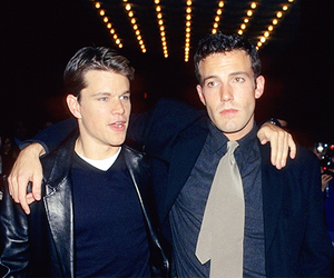 Ben Affleck, matt damon, and movie image