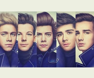 drawing, 1d, and onedirection image