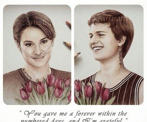 tfios, the fault in our stars, and gus image