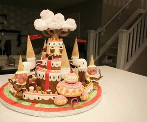 cake and adventure time image