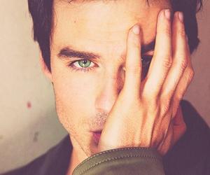 beautiful, ian somerhalder, and eyes image