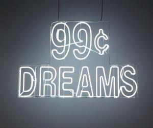 Dream, light, and grunge image