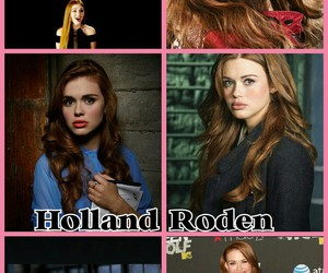 holland, lydia, and teen wolf image