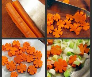 diy, carrot, and food image