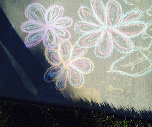 chalk, draw, and drawing image