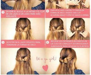 diy, hair, and trendy image