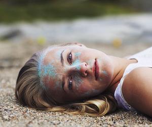 art, arte, and blonde image