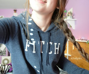 braid, tumblr, and ambercrombie and fitch image