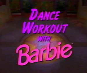 barbie, vintage, and grunge image