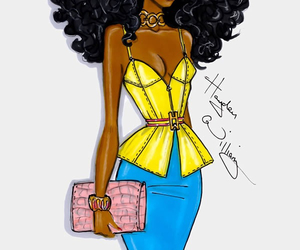hayden williams, style, and drawing image