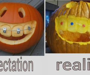 carving, expectation, and fall image