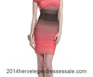 2014 herve leger dresses and 2014 ombre dresses image