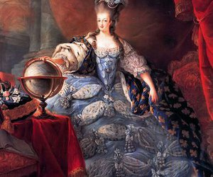 dresses, fashion, and marie antoinette image