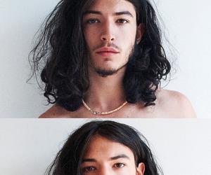 ezra miller, boy, and ezra image