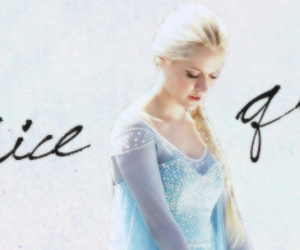 once upon a time, elsa, and the ice queen image