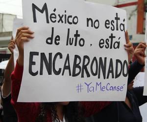 43, mexico, and protesta image