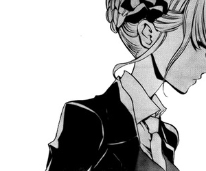 girl, manga, and anime image