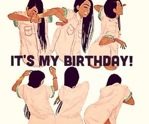 birthday and happy image