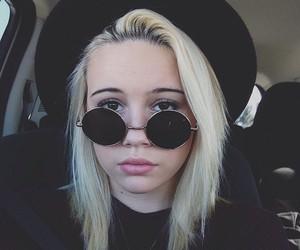 bea miller, grunge, and blonde image