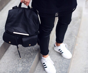 fashion, adidas, and angelica blick image