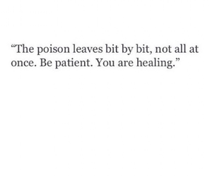 poison, quotes, and love image