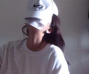 girl, nike, and korean image