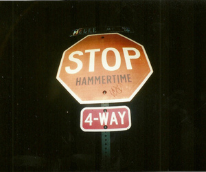 stop, indie, and hammertime image