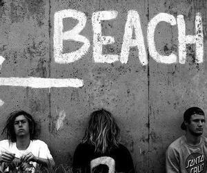 beach, boy, and summer image
