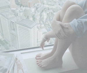 lost in translation, city, and Scarlett Johansson image