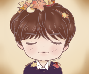 fanart, kyuhyun, and super junior image