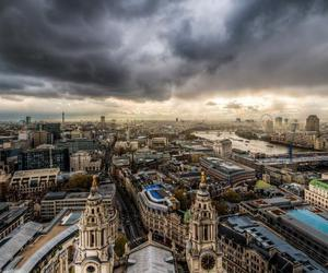 Cityscapes and england image