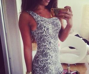 beautiful, dress, and girl image