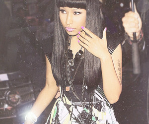 nicki minaj, girl, and swag image
