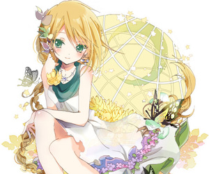 anime, beautiful, and color image