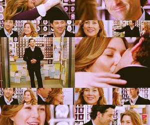 merder, meredith grey, and love image