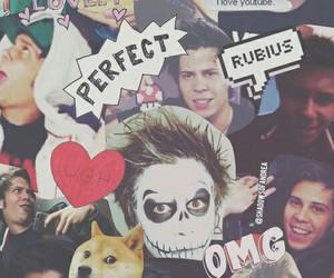 rubius, ruben, and youtube image