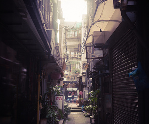 alley, shop, and taiwan image