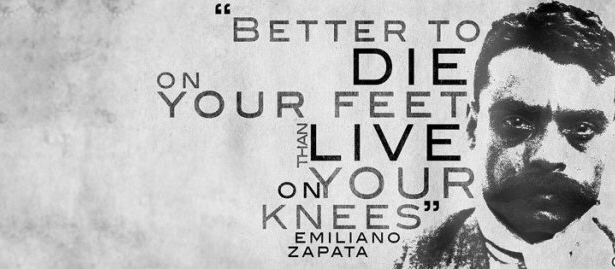 Quote Frase Emiliano Zapata Uploaded By Aivull