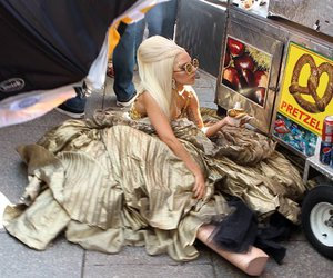 Lady gaga and blonde image