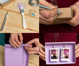 diy, photo, and gift image