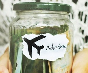 adventure and money image