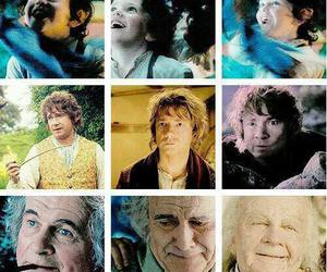 bilbo, LOTR, and Martin Freeman image